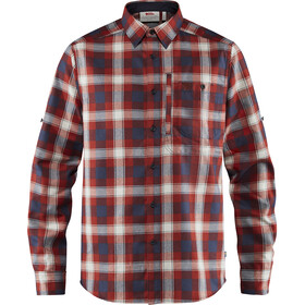 Fjällräven Fjällglim Shirt Men autumn leaf
